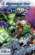 Green Lantern Corps (2006) 55B