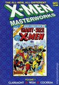X-Men Masterworks TPB (1993 Marvel) 1-REP