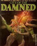 City of the Damned TPB (1986 Titan Books) The Chronicles of Judge Dredd 1-1ST