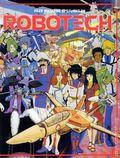 Files Magazine Spotlight on Robotech SC (1986) 1-1ST