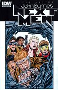 Art of John Byrnes Next Men (2010 IDW) 0