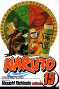 Naruto TPB (2003-2015 Shonen Jump Edition Digest) 15-REP