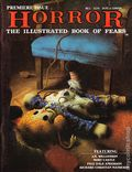 Horror The Illustrated Book of Fears (1989) 1