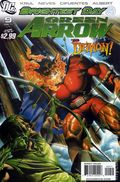 Green Arrow (2010 3rd Series DC) 9A