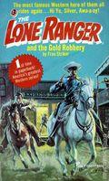 Lone Ranger PB (1975-1981 Novel Pinnacle Edition) 3-1ST