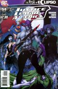 Justice League of America (2006 2nd Series) 54A
