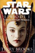 Star Wars Episode I The Phantom Menace HC (1999 A Del Rey Novel) 1C-1ST