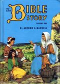 Bible Story HC (1953-1957 By Arthur S. Maxwell) 1-1ST