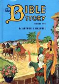 Bible Story HC (1953-1957 By Arthur S. Maxwell) 5-1ST
