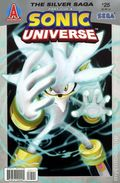 Sonic Universe (2009) 25