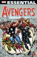 Essential Avengers TPB (2005- Marvel) 2nd Edition 6-1ST
