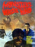Monsters Who's Who HC (1974) 1-1ST