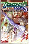 Mobile Suit Gundam 00 GN (2010 Double-0) Season 2 4-1ST