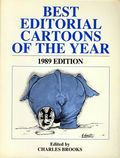 Best Editorial Cartoons of the Year TPB (1972-Present Pelican) 1989-1ST