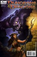 Dungeons and Dragons (2010 IDW) 4A