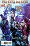 Iron Man Thor (2010 Marvel) 4