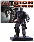 Classic Marvel Figurine Collection (2007-2013 Eaglemoss) Magazine and Figure SP-010