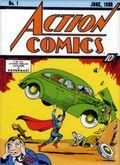 DC Comics Magnets (2011 Ata-Boy Series I) DC-21148