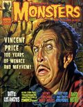 Famous Monsters of Filmland (1958) Magazine 254A