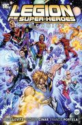 Legion of Super-Heroes The Choice HC (2011 DC) 1-1ST
