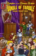 Knights of the Dinner Table Bundle of Trouble TPB (1998- Kenzer) 23-REP