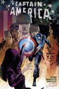 Captain America Forever Allies HC (2011 Marvel) 1-1ST