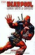 Deadpool Merc with a Mouth Head Trip TPB (2011 Marvel) 1-1ST