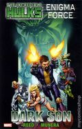 Incredible Hulks Enigma Force Dark Son TPB (2011) 1-1ST