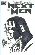 Next Men (2010 IDW) John Byrne 1C