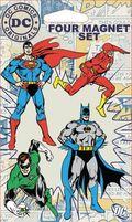 DC Comics Magnets (2010 4-Piece Set Series I) SET-02