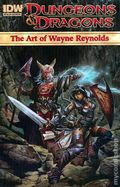 Dungeons and Dragons Art of Wayne Reynolds (2010 IDW) 0