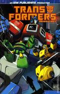 Transformers Generation 1 TPB (2006 IDW) 1-REP