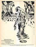 Apparitions by Berni Wrightson Portfolio (1978) 1978