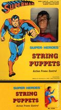 Super Heroes String Puppets (1977 DC) NO-2330