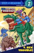 Super Friends T. Rex Trouble SC (2011) 1-1ST