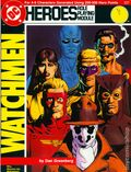 DC Heroes Role-Playing Module Watchmen (1987 Mayfair) 227