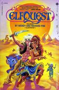 Elfquest Journey to Sorrow's End SC (1982 Playboy Novel) 1-1ST