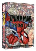 Spider-Man Chronicle HC (2012 DK Publishing) Celebrating 50 Years of Web-Slinging 1-1ST