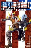 Superpatriot Liberty and Justice TPB (2002 Image) 1-1ST