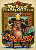 Best of the Rip Off Press TPB (1973-1980 Rip Off Press) 1-1ST