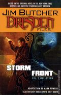 Dresden Files Storm Front HC (2009-2011 Dabel Brothers/Dynamite) 2-1ST
