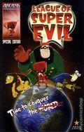League of Super Evil GN (2011 Arcana) 1-1ST