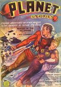 Planet Stories (1939-1955 Fiction House) Pulp Vol. 1 #4