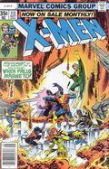 Uncanny X-Men (1963 1st Series) Mark Jewelers 113MJ