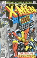 Uncanny X-Men (1963 1st Series) Mark Jewelers 122MJ