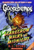 Goosebumps The Scarecrow Walks at Midnight SC (2010 Novel) 1-REP