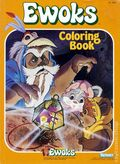 Ewoks Coloring Book SC (1985 Star Wars) 1-1ST
