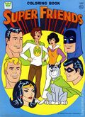 Super Friends Coloring Book SC (1975) 1-1ST