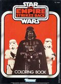 Star Wars Empire Strikes Back Coloring Book SC (1982) 1B-1ST