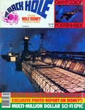Black Hole Offcial Poster Magazine (1979 Paradise Press) 1